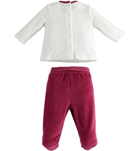 Edjude Completini e Coordinati Neonata Bimba Pagliaccetto Manica Corta Abbigliamento Abiti Casual Pantaloni Pantaloncini Floreali Fascia per Capelli 0-18 Mesi